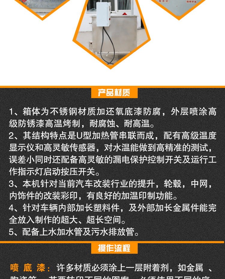 龙8国际亚洲官网彩绘水槽(小方形不锈钢水槽)详情介绍