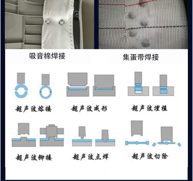 手持式超聲波塑料修復焊機介紹